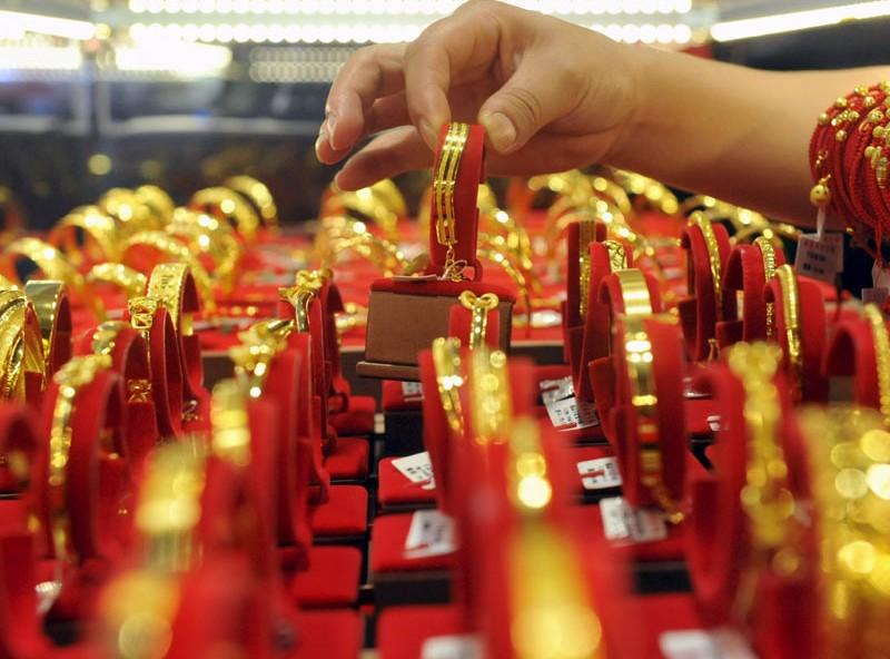 L'Inde et la Chine raflent l'or à la Bourse de Londres
