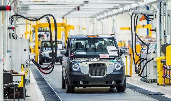 Les futurs Black Cabs vont devenir électriques